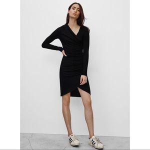 Aritzia Wilfred Free Klum Dress
